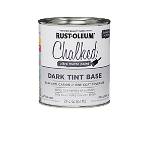 Chalked Dark Tint Base