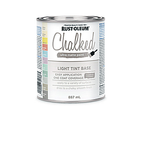 Chalked Light Tint Base